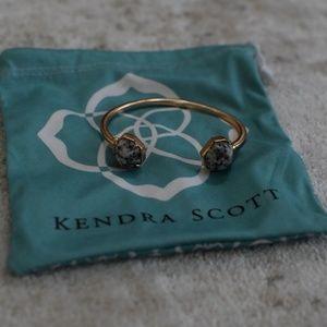 Kendra Scott Jewelry - Kendra Scott Rose Gold and Granite Bangle